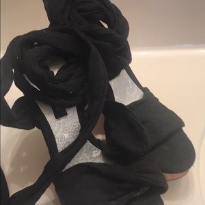 Brand new Dollhouse Espadrille Sandals